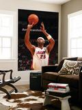 Washington Wizards v Miami Heat: Erick Dampier Prints by Victor Baldizon