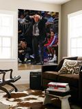 Detroit Pistons v Orlando Magic: John Kuester Art by Fernando Medina