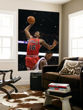 Chicago Bulls v Phoenix Suns: James Johnson and Channing Frye Prints by Christian Petersen