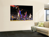 Detroit Pistons v Golden State Warriors: Ben Gordon Prints by Rocky Widner