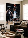 San Antonio Spurs v New Orleans Hornets: Chris Paul and Tony Parker Posters by Chris Graythen