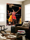 Chicago Bulls v Los Angeles Lakers: C.J. Watson and Lamar Odom Posters by Noah Graham