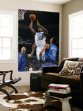 Dallas Mavericks v New Orleans Hornets: Emeka Okafor and Tyson Chandler Posters by Layne Murdoch