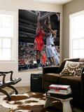 Houston Rockets v Dallas Mavericks: Jordan Hill and Tyson Chandler Art by Glenn James