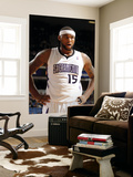 New Jersey Nets v Sacramento Kings: DeMarcus Cousins Prints by Don Smith