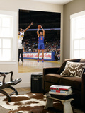 New York Knicks v Golden State Warriors: Danilo Gallinari and Dorell Wright Prints by Rocky Widner