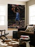 Minnesota Timberwolves v Dallas Mavericks: Wesley Johnson Posters by Danny Bollinger