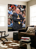 New Jersey Nets v Denver Nuggets: George Karl Posters by Garrett Ellwood