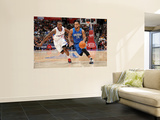 Orlando Magic v Los Angeles Clippers: Jameer Nelson and Eric Bledsoe Prints by Noah Graham