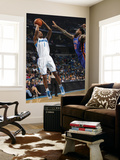 New York Knicks v New Orleans Hornets: Trevor Ariza and Wilson Chandler Prints by Layne Murdoch
