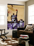 New York Knicks v Sacramento Kings: Amare Stoudemire Posters by Rocky Widner