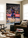 Detroit Pistons v Dallas Mavericks: Ben Gordon and Jason Kidd Posters by Glenn James