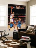 Washington Wizards v Phoenix Suns: Josh Childress and John Wall Prints by Barry Gossage