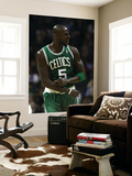 Boston Celtics v Charlotte Bobcats: Kevin Garnett Prints by  Streeter