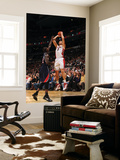 Atlanta Hawks v Toronto Raptors: Andrea Barngani and Marvin Williams Posters by Ron Turenne