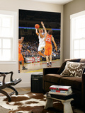 Phoenix Suns v Golden State Warriors: Stephen Curry and Steve Nash Prints by Rocky Widner