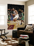 Boston Celtics v Cleveland Cavaliers: Anderson Varejao and Ray Allen Posters by David Liam Kyle