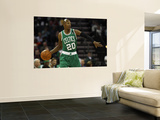 Boston Celtics v Charlotte Bobcats: Ray Allen Posters by  Streeter