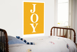 Orange Joy Print by  Avalisa