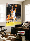 Phoenix Suns v Golden State Warriors: Stephen Curry and Channing Frye Posters by Rocky Widner