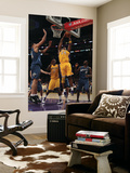 Washington Wizards v Los Angeles Lakers: Kobe Bryant and Gilbert Arenas Prints by  Jeff