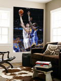 Golden State Warriors v Oklahoma City Thunder: Nenad Krstic and Dorell Wright Posters by Layne Murdoch