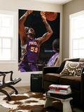 Phoenix Suns v Miami Heat: Earl Clark Print by Victor Baldizon