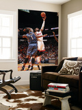 Charlotte Bobcats v Miami Heat: Dwyane Wade Prints by Andrew Bernstein