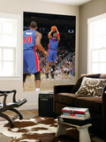 Detroit Pistons v Golden State Warriors: Tracy McGrady Poster by Rocky Widner