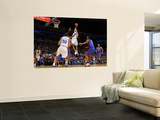 New York Knicks v Golden State Warriors: Monta Ellis and Amare Stoudamire Posters by Rocky Widner