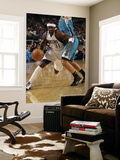 New Orleans Hornets v Dallas Mavericks: Jason Terry and Peja Stojakovic Posters af Glenn James