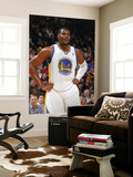 Detroit Pistons v Golden State Warriors: Jeff Adrien Poster by Rocky Widner