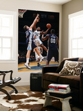 Memphis Grizzlies v Washington Wizards: Trevor Booker and Marc Gasol Posters by Ned Dishman