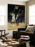 New York Knicks v Charlotte Bobcats: Raymond Felton Prints by Kent Smith