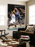 Memphis Grizzlies v Utah Jazz: Mike Conley and Al Jefferson Posters by Melissa Majchrzak