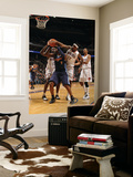 Denver Nuggets v Charlotte Bobcats: Tyrus Thomas and Al Harrington Prints by Brock Williams Smith