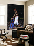 New York Knicks v Detroit Pistons: Richard Hamilton and Amar'e Stoudemire Posters by Allen Einstein
