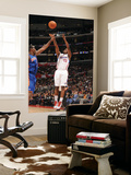 New York Knicks v Los Angeles Clippers: Willie Warren and Amar'e Stoudemire Prints by Noah Graham