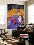 Chicago Bulls v Sacramento Kings: Jason Thompson Poster by Rocky Widner