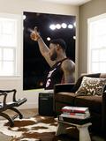 Miami Heat v Golden State Warriors: Lebron James Prints by  Ezra