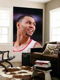 Phoenix Suns v Portland Trail Blazers: Brandon Roy Print by Sam Forencich