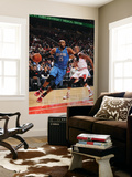 Orlando Magic v Chicago Bulls: Vince Carter and Keith Bogans Posters by Gary Dineen