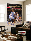 Denver Nuggets v Phoenix Suns: Grant Hill and Nene Posters by Christian Petersen