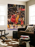 Chicago Bulls v Los Angeles Lakers: Lamar Odom and Joakim Noah Posters by Andrew Bernstein