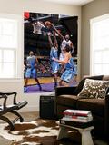 New Orleans Hornets v Sacramento Kings: Samuel Dalembert Prints by Rocky Widner