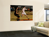 Utah Flash v Idaho Stampede: Luke Babbitt and Brian Hamilton Print by Otto Kitsinger