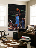 Orlando Magic v Chicago Bulls: Quentin Richardson and Dwight Howard Print by Gary Dineen