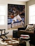 Detroit Pistons v Dallas Mavericks: DeShawn Stevenson and Richard Hamilton Prints by Danny Bollinger