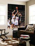 Utah Jazz v Los Angeles Clippers: Al Jefferson, Brian Cook and Eric Bledsoe Prints by Noah Graham