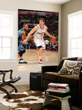 Orlando Magic v Los Angeles Clippers: Blake Griffin and Jameer Nelson Prints by Noah Graham